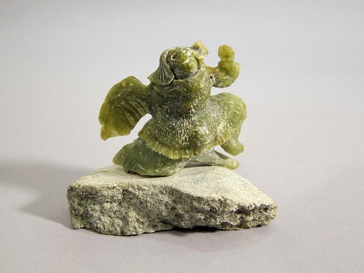 Leo Angotinguar, Bird/man transformation Stone