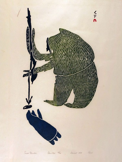 Parr, Seal hunter, 41/50, 1968/19 1968