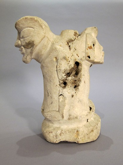 Inuit Anonymous, Two heads Whalebone