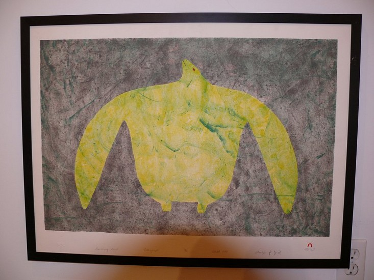 Sheojuk Etidlooie, Searching bird 1998