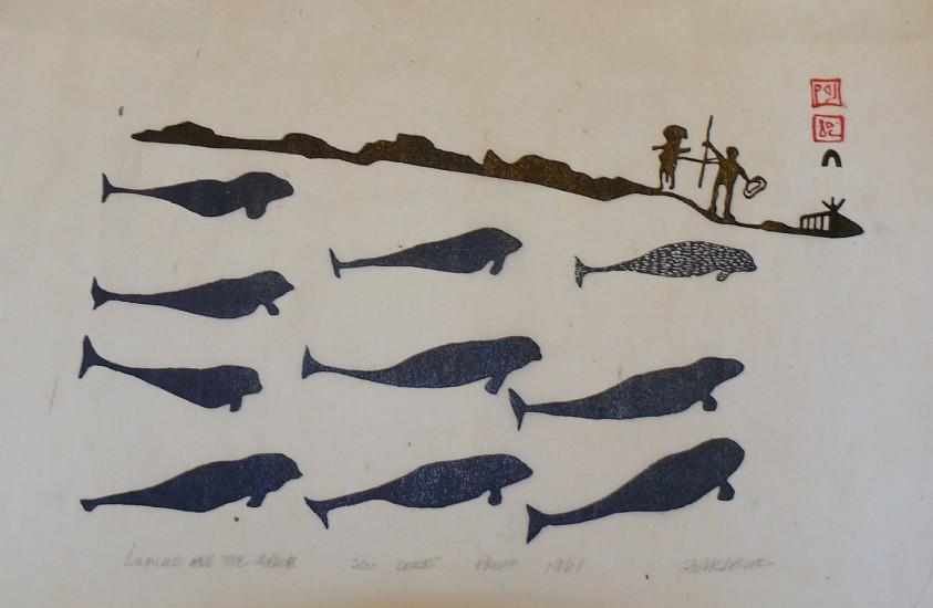 Kiakshuk, Lumiuk and the whales, Ed. proof